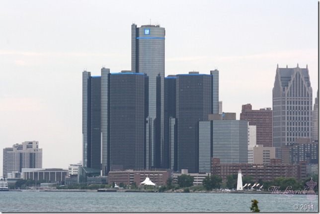 GM Building in Detroit