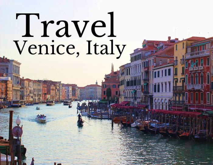 Travel tips to Venice, Italy