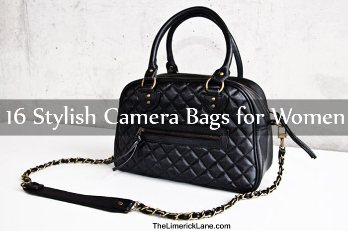 16 Stylish Camera Bags for Women