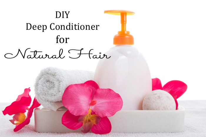 Deep conditioner recipe for natural hair.
