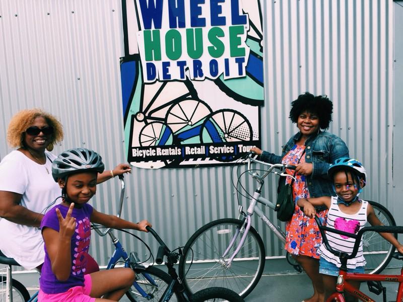 #bikeDetroit