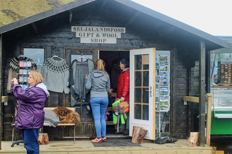 Seljalandsfoss Gift Shop