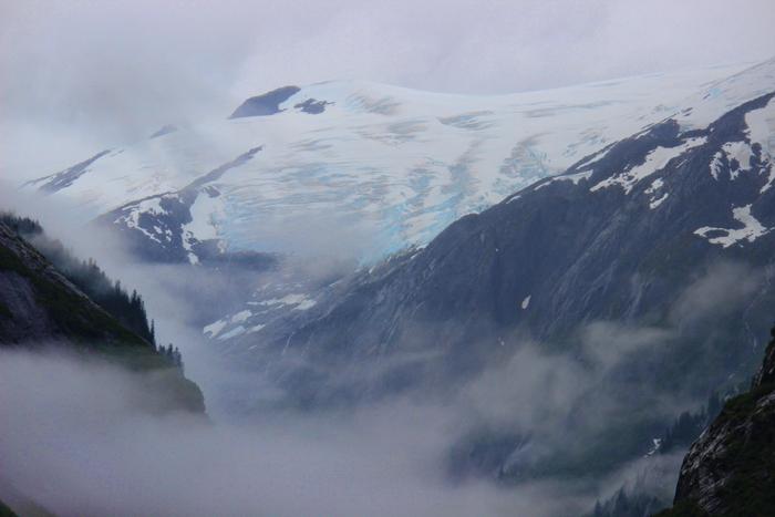 Alaska skyline