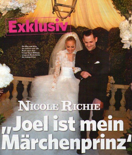 Nicole Richie Gets Married! | The Limerick Lane