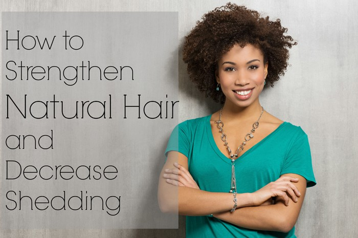 How to keep natural hair from breaking off.