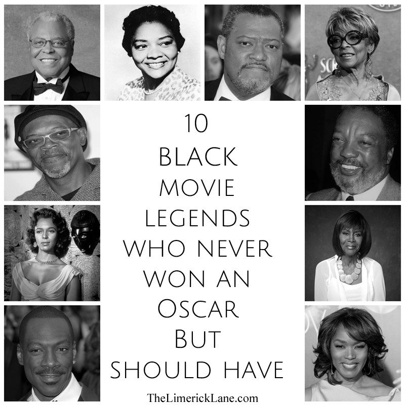 10 Black Movie Legends Who Never Won An Oscar But Should Have The Limerick Lane