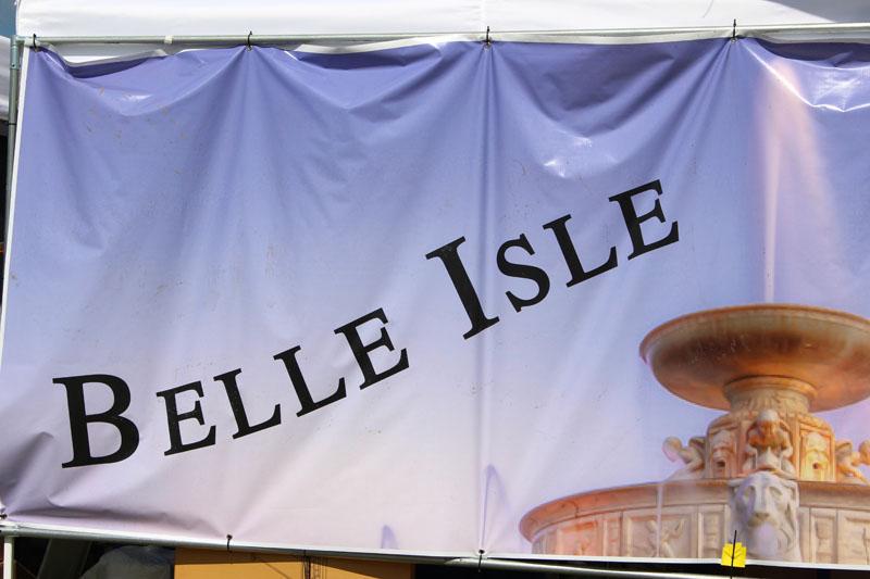 Belle Isle Art Fair in Detroit